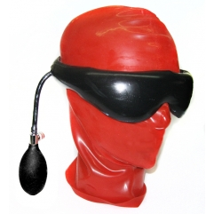 Blindfolds inflable.